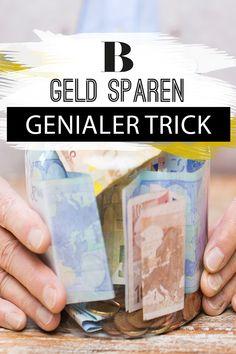 Geld sparen - so geht's! Bei der Spar-Challenge kannst förmlich zusehen, wie dein Geldberg wächst: Mit diesem einfachen Trick kannst du ganz leicht Geld sparen - und es tut nicht mal weh!