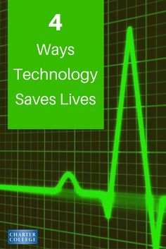 You've watched the scene play out a hundred times on television and in movies. The EMT jumps from the ambulance as it screeches to a halt, grabs his defibrillators and shocks the patient back to life in a dramatic rescue. That's the power of technology on display! Check out 4 ways technology is helping save lives in healthcare.