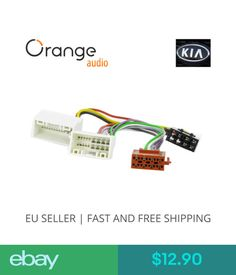 Kia car radio stereo audio wiring diagram autoradio connector wire car audio video installation wiring lead harness adapter for kia sportage 2010 iso stereo cheapraybanclubmaster Gallery