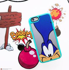 Casetify x Looney Tunes http://www.casetify.com/collections/looney_tunes#/?multiCategory=Y
