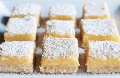 Light Lemon Bars
