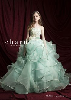Charm | Robe de Bonheur CARINO (ローブ・ドゥ・ボヌール カリーノ)