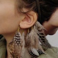 Ear cuffs by Anni Jürgenson <3
