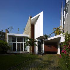 Galería de Casa Fort / Sameep Padora & Associates - 1