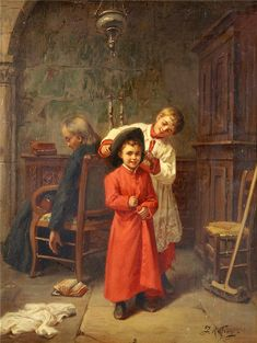 Joseph Athanase Aufray (1836-1885) —  (841×1118)