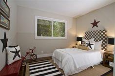 Jackson's room??  contemporary kids by Lisa Benbow - Garnish Designs