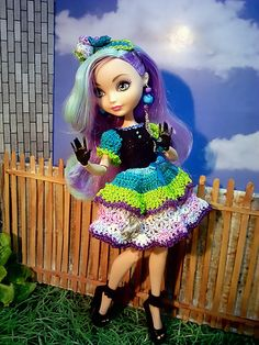 Clothes for Ever After High Dolls by OdejdaKykle on Etsy