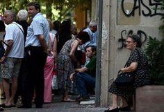 Greek Banks Prepare To Raid Deposits