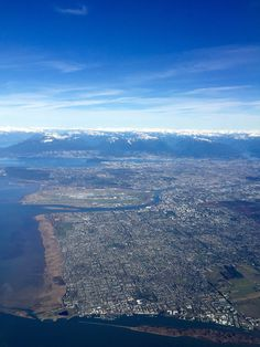Vancouver and suburbs from the air [1536x2048]