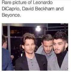 You know you're a Directioner when you understand the Beyonce thing