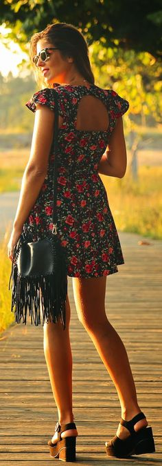 Vintage Dress by TrendyTaste