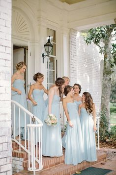 Tented Georgia Wedding by Harwell Photography - Southern Weddings (Pebble Hill Plantation)