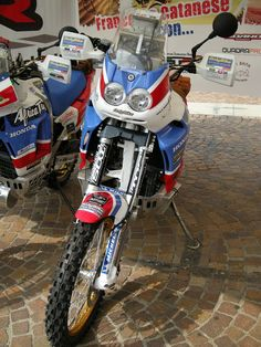 africa twin 88
