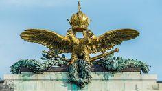 Doppeladler mit Kaiserkrone - Neue Burg - 2013 Woche 30