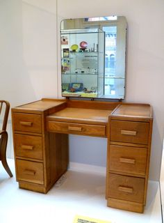 Second Hand Furniture The Wooden Cabinet With Shaving Mirror Tips For