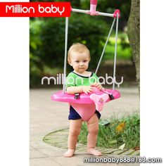 Check out this product on Alibaba.com APP New arrival outdoor indoor hanging baby swing chair 3 in 1 baby walker jumper