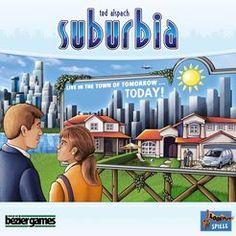 Suburbia | Board Game | BoardGameGeek