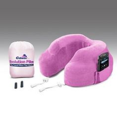 Cabeau Evolution Travel Pillow - Pink
