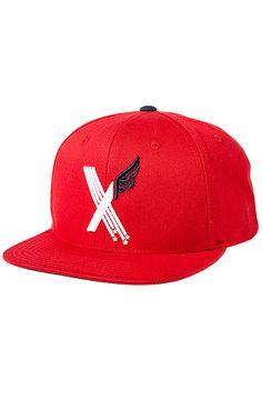 10 Deep Hat Stars X-Wing Snapback in Red - Karmaloop.com