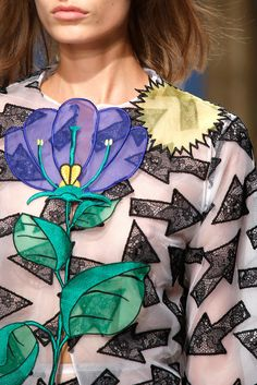 Christopher Kane S/S 2014 #LFW