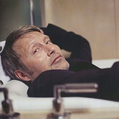 Mads Mikkelsen. Source: klennnik.tumblr