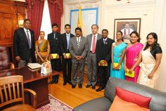 Project Common Bond Peace Building Symposium In The Us Receives Third Batch Of Sri Lankan Students
