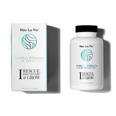 Clinical Formula Hair Vitamins | Hair La Vie