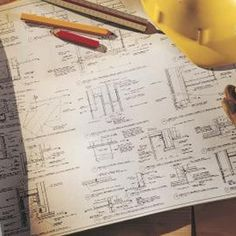 Blueprint reading construction drawings for the building trade blueprints arent put away until construction is completed malvernweather Images