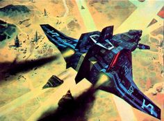 The Ganymede Takeover by Phillip K. Dick, 1988 - Chris Foss