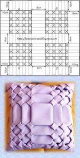 Resultado de imagen para cojines drapeados graficos