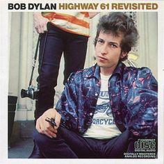 Bob Dylan Highway 61 Revisited – Knick Knack Records