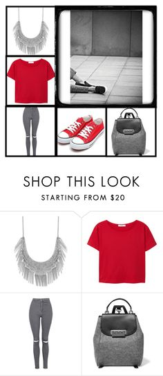 London by ayas-25 on Polyvore featuring мода, MANGO, Topshop, ZAC Zac Posen and Lucky Brand