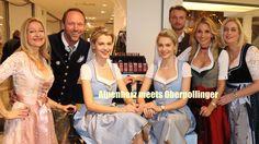 Alpenherz meets Oberpollinger - Styling Lounge mit den Meise Zwillingen ...