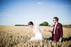 Charlotte + Lucas | Mariages Cools Mariage | Queen For A Day - Blog mariage