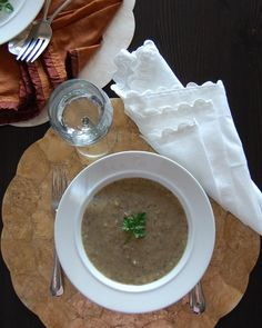 Mushroom Soup, Training Center, Hunger Games, Food Dishes, Entrees, Stuffed Mushrooms, Appetizers, Meals, Facebook