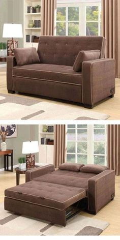 Cool Modular and Convertible Sofa Design for Small Living Room 62 Furniture, Small Living Rooms, Small Living Room Decor, Living Room Furniture, Sofa Design, Small Sofa Designs, Convertible Furniture, Sofa Bed Design, Sofa Cumbed Design