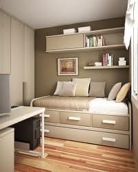 Room Ideas For Small Space small bedroom for kids with study table and small lampshade