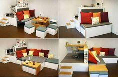 Muebles multiusos  on 1001 Consejos  http://www.1001consejos.com/social-gallery/muebles-multiusos