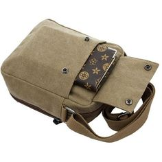 03dacad392d6d3 Canvas Travel Casual Crossbody Bag Shoulder Bag  #bestcrossbodybagsfortravel2015 Mens Travel Bag, Travel Bags,