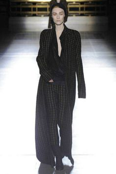 Haider Ackermann | Fall 2014 Ready-to-Wear Collection | Style.com | #pfw