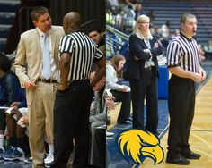 Rock Valley College head basketball coaches Craig Doty (men's) and Misty Opat (women's) have been honored by the Illinois Basketball Coaches Association (#IBCA) as Junior College Coaches of the Year for men's and women's basketball, respectively.