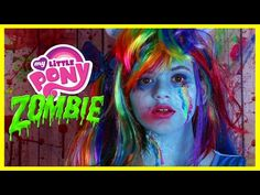 ZOMBIE MY LITTLE PONY RAINBOW DASH MAKEUP TUTORIAL! Equestria Doll Cosplay Halloween | KITTIESMAMA - Video --> http://www.comics2film.com/zombie-my-little-pony-rainbow-dash-makeup-tutorial-equestria-doll-cosplay-halloween-kittiesmama/  #Cosplay