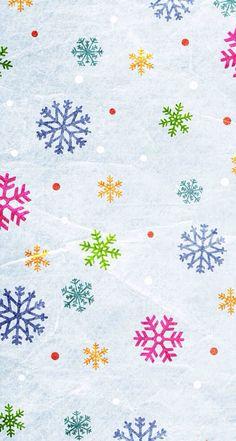 iPhone wallpaper snowflakes http://htctokok-infinity.hu