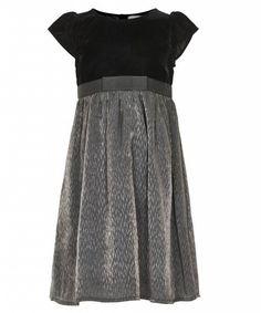 Creamie Franci Dress Black