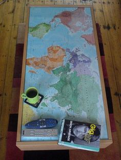 World Map Decor On Pinterest Old Maps Maps