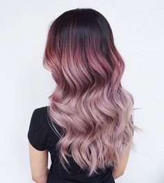 Colour, style, and photo taken/done all by me! #FUCKBADHAIR #b3 #brazilianbondbuilder #vancouverhair #hairstyles #modernsalon #behindthechair #hotonbeauty