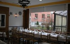 Restaurante El Pescaito - Madrid - Restaurantes para Comuniones