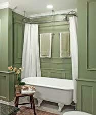 Beautiful tub area