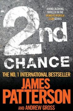 Another great book by James Patterson.