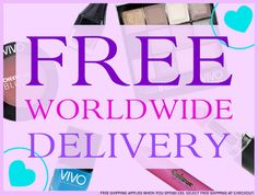 [News] VIVO Cosmetics - Spedizione gratuita The Selection, How To Apply, Free Shipping, Makeup, Blog, Make Up, Blogging, Bronzer Makeup